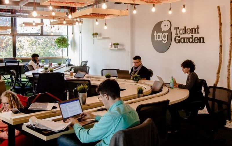 Free PR Workshop at Talent Garden with Our MD, Martina Quinn